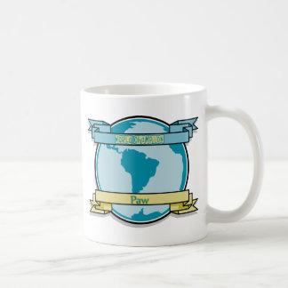 World Champion Paw Coffee Mug