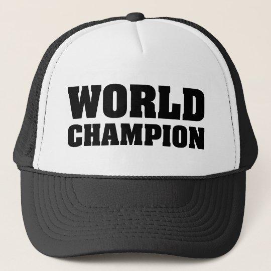 World Champion Trucker Hat  59ddd12c3fe