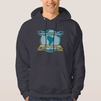 World Champion  [Your Text Here] Hoodie