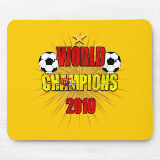 World Champions 2010 Spain Mouse Pad