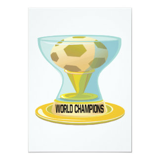 World Champions Card