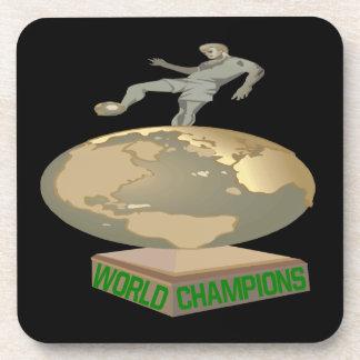 World Champions Drink Coaster