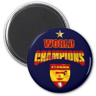 World champions España Magnet