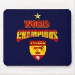 World champions España Mousepad