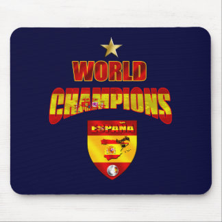 World champions España Mouse Pad