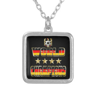 World Champions Germany Fans Flag 2014 Custom Jewelry
