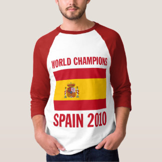 World Champions Spain 2010 T-Shirt