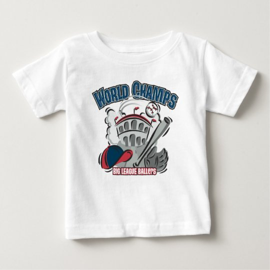 World Champs Baseball T-shirts