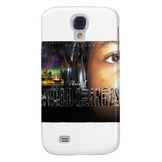 World Changes Galaxy S4 Cover