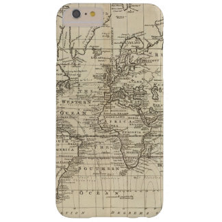 World Chart Barely There iPhone 6 Plus Case