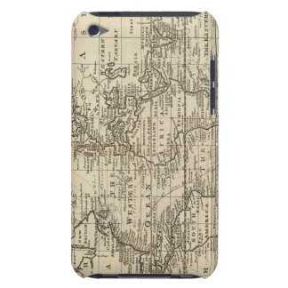 World Chart Barely There iPod Cases