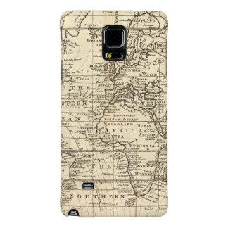 World Chart Galaxy Note 4 Case
