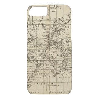 World Chart iPhone 7 Case