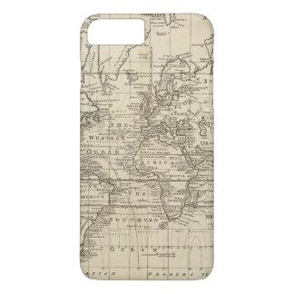World Chart iPhone 7 Plus Case