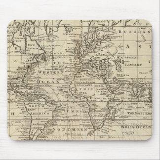 World Chart Mouse Pad