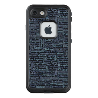 World Cities phone cases