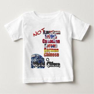 World Citizen Baby T-Shirt