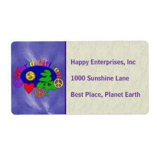 World Citizen Label