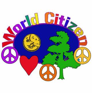 World Citizen Statuette