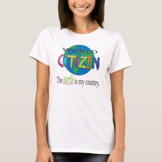 World Citizen Tee