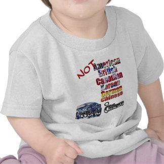 World Citizen T Shirt