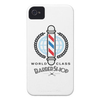 World Class Barber Shop iPhone 4 Cover