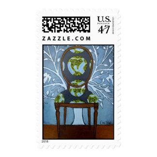 World Class Chair stamp