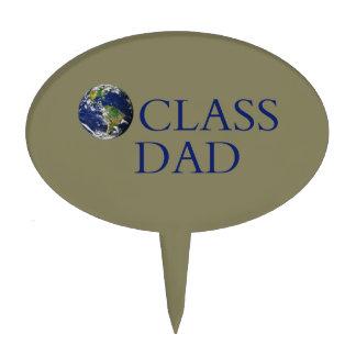 World Class Dad Cake Topper