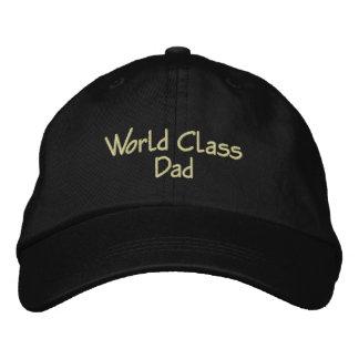 World Class Dad Cap