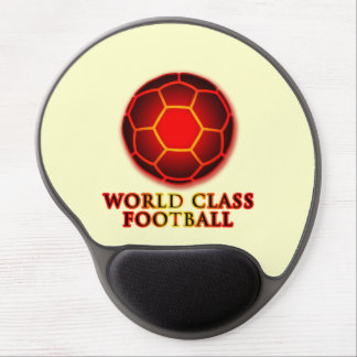 World Class Football Gel Mouse Pad