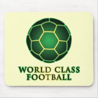 World Class Football Mouse Pad