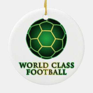 World Class Football Christmas Tree Ornament