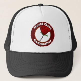 World Class Godmother Mothers Day Gifts Trucker Hat