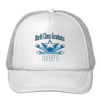 World Class Graduate Class of 2017 Graduation Trucker Hat