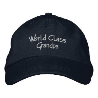 World Class Grandpa Cap