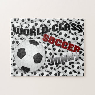 World Class Soccer Junky Puzzle