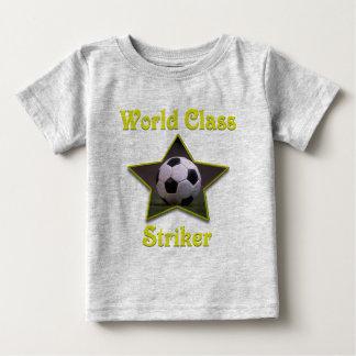 World Class Striker Baby T-Shirt