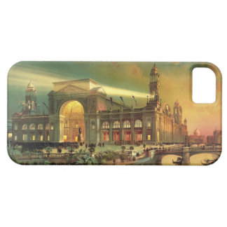 World Columbian Exposition 1892 iPhone 5 Covers