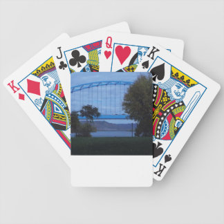 World Connected Playing Cards
