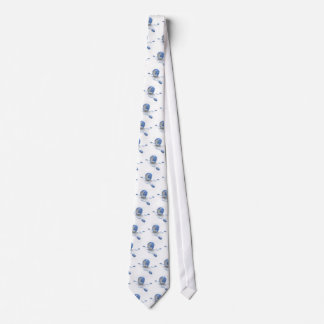 World Connection Tie