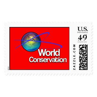 World Conservation Stamp