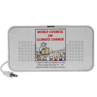 World Council on Climate Change Travelling Speaker
