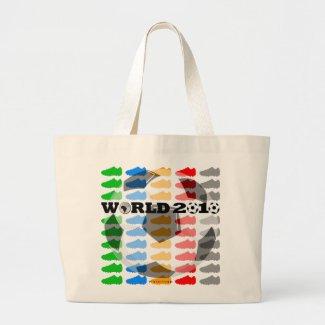 World Cup 2010 Bag Color  Soccer Shoes bag