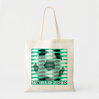 World Cup 2010 Bag Turquoise Soccer Shoes