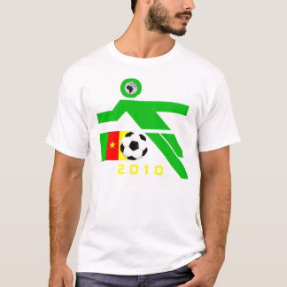 World Cup 2010 Cameroon T-Shirt