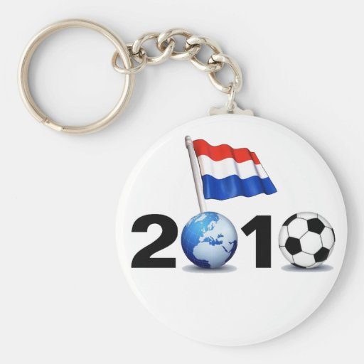 World Cup 2010 - Netherlands Key Chains