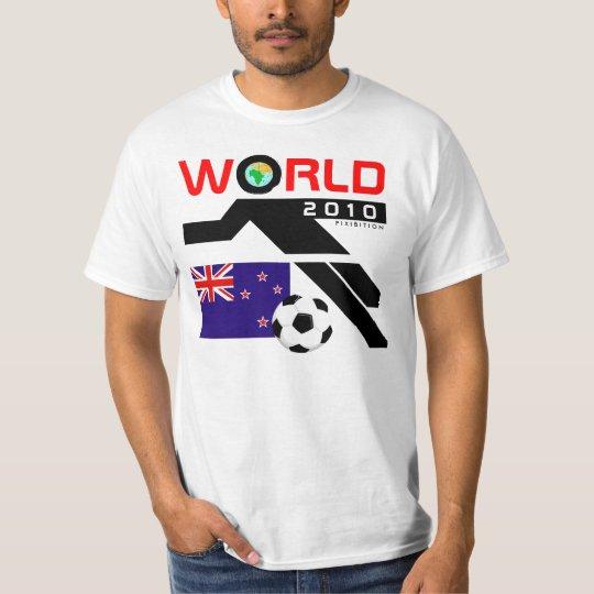 World Cup 2010 New Zealand T-Shirt