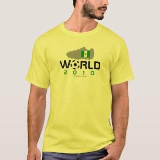 World Cup 2010 Nigeria Shoe T-Shirt