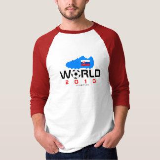 World Cup 2010 Slovakia Shoe T-Shirt