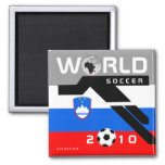World Cup 2010 Slovenia Magnet